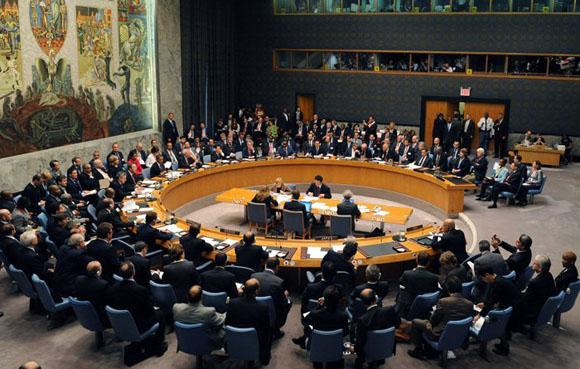 Consejo de Seguridad de las Naciones Unidas. Foto: hoy.com