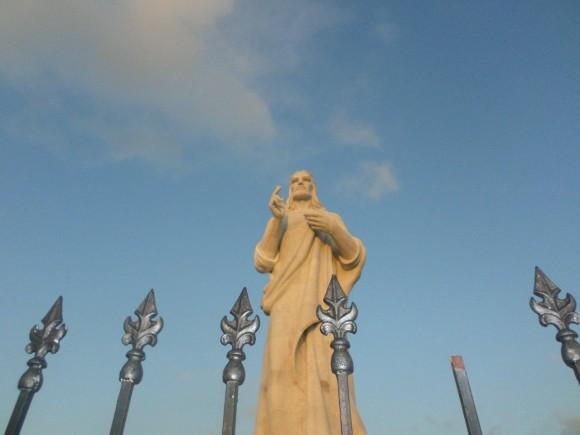 Cristo de La Habana. Foto: Dr.C José Armando Galván Cabrera/ Cubadebate.