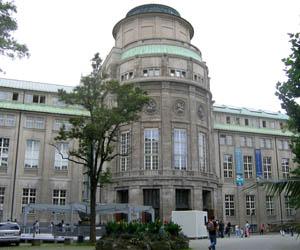 Museo Alemán en Munich.