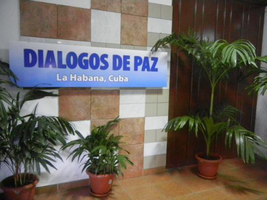 Comunicado Conjunto # 61 de las delegaciones del Gobierno Nacional de Colombia y las FARC-EP