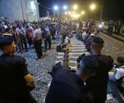 La situación de los migrantes en Europa del Este es muy compleja. Foto: Euronews