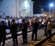 Compleja situación de migrantes en Europa del Este. Foto: Reuters