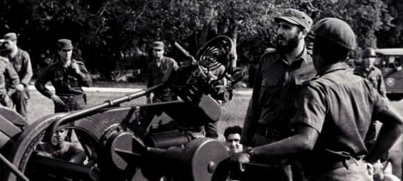 Fidel en los días de la Crisis de Octubre 940