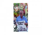 Ayer por Vieques, hoy por Ismael.