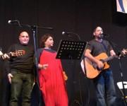 Canción para Vieques. De la autoría de Tito Auger y Ricky Laureano. Foto: Cristina Corrada Enmanuel.