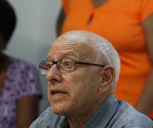 Gilbert Brownstone donó varias obras de André Masson al pueblo cubano. Foto: José Raúl Concepción/Cubadebate