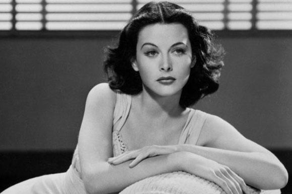 Hedy Lamarr era estrella de Hollywood por el día e inventora de sistemas de guiado de misiles por la noche. Foto: hedylamarr. org