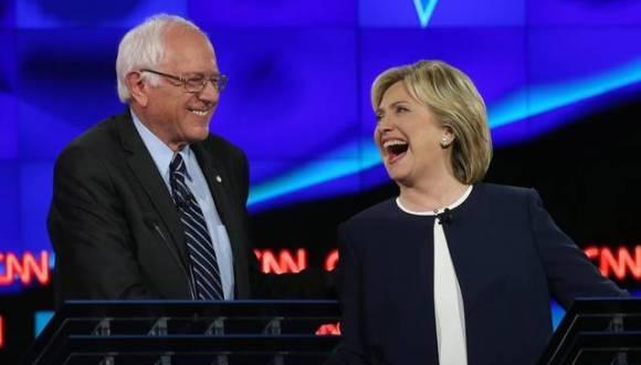 Hillary Sanders