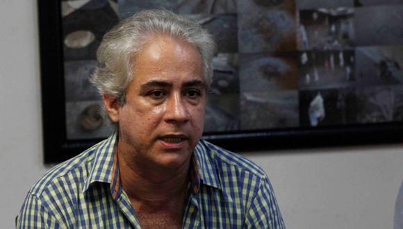 Jorge Fernández, Director del Centro Wilfredo Lam. Foto: José Raúl Concepción/Cubadebate