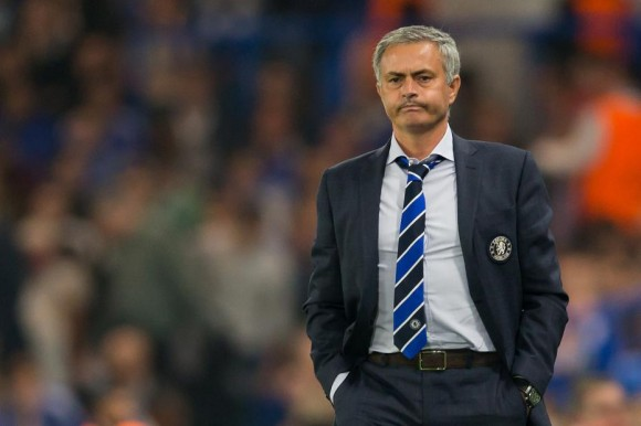 José Mourinho. Foto tomada de elgraficochile.cl