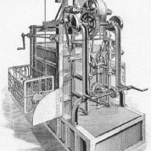 Joshepine Cochrane patentó el lavavajillas en 1886 con la voluntad de terminar con la esclavitud del fregadero para las mujeres. Foto: invetors.org