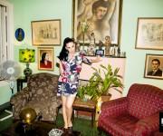 Katy Perry en La Habana.  Foto: Cuenta de Instagram de la cantante