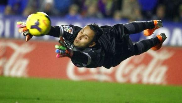 Kelor Navas, el nuevo héroe del Real Madrid. Foto tomada de Goal
