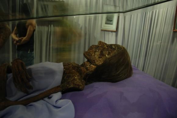 La Momia de Matanzas. Foto: Henry Delgado Manzor. Matanzas / Cubadebate