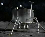 La nave alunizaría en una zona inexplorada del satélite. Foto: ESA