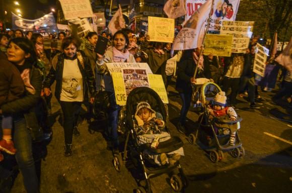 Marcha de mujere fotos Kaloian-11