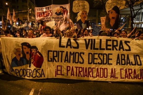 Marcha de mujere fotos Kaloian-12