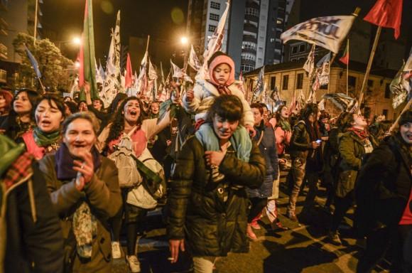 Marcha de mujere fotos Kaloian-16