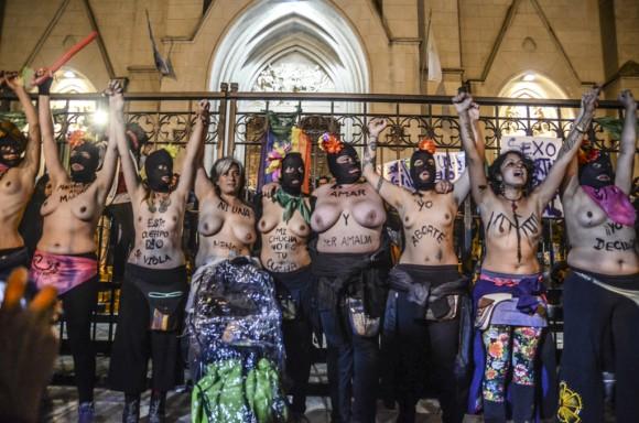 Marcha de mujere fotos Kaloian-26