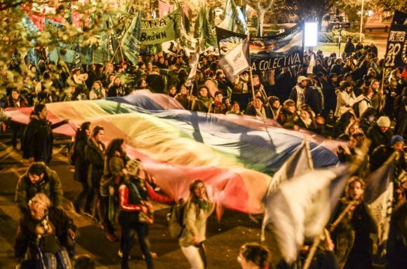 Marcha de mujere fotos Kaloian-7