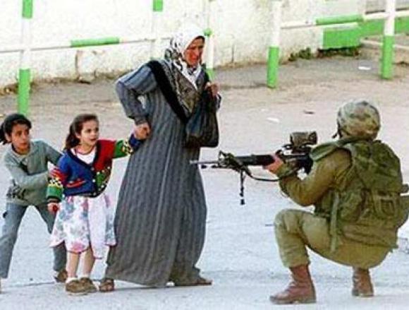 El ejército israelí continúa su ola de violencia sobre Palestina. Foto: Archivo.