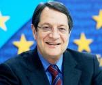 Nicos Anastasiades presidente de Chipre. Foto: Archivo