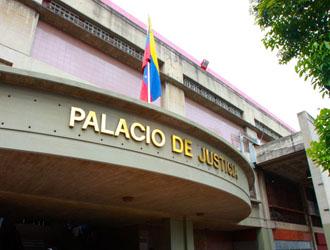 Palacio de Justicia de Caracas. Foto: Archivo.