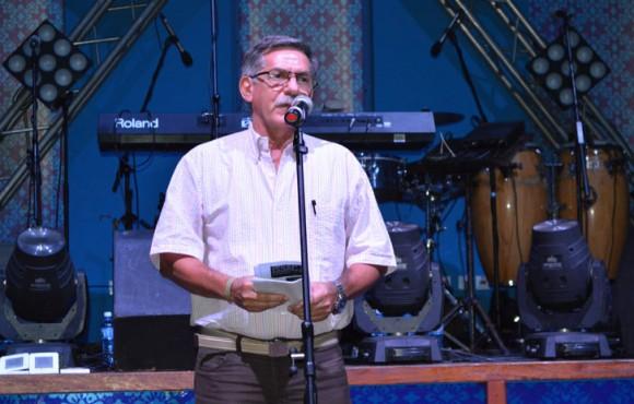 José  Pérez Socarrás, Gerente General del Fondo Cubano del Alba en Venezuela. Foto: Marianela Dufflar/ Cubadebate.