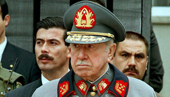 La CIA dice haber visto evidencia de que Pinochet ordenó el atentado en contra del excanciller de Salvador Allende, Orlando Letelier, en territorio estadounidense. Foto: Tomada de http://www.bbc.com