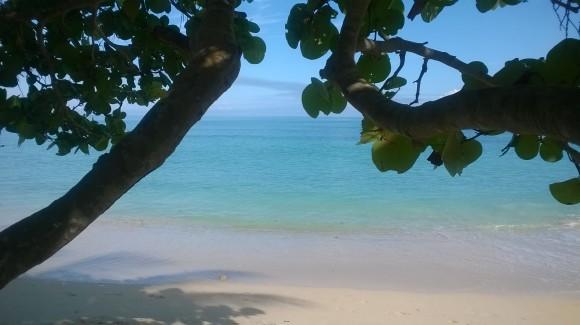 Playa Jibacoa. Foto: Alberto Alejandro García Fernandez / Cubadebate