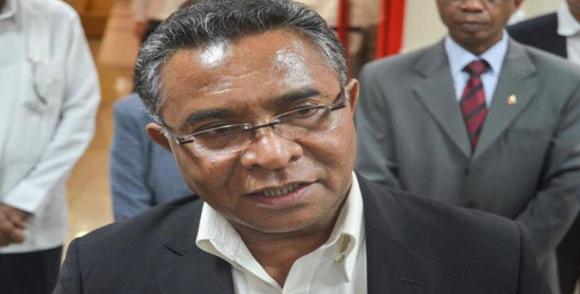 Primer Ministro de Timor Leste, Rui María de Araujo. Foto: Tomada de www.radiohc.cu