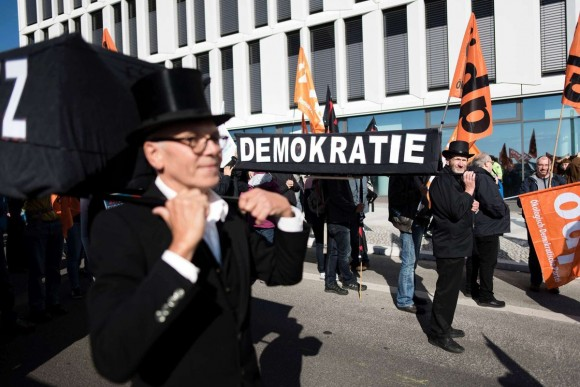 Protestas TTIP (2)
