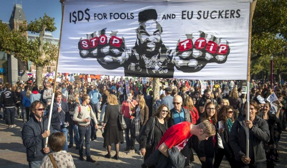 Protestas TTIP (4)