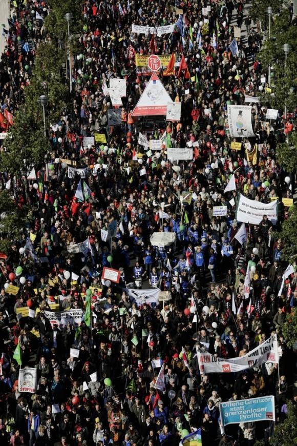 Protestas TTIP (7)