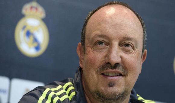 Rafa Benítez analiza los temas relacionados con el Real Madrid. Foto. Marca