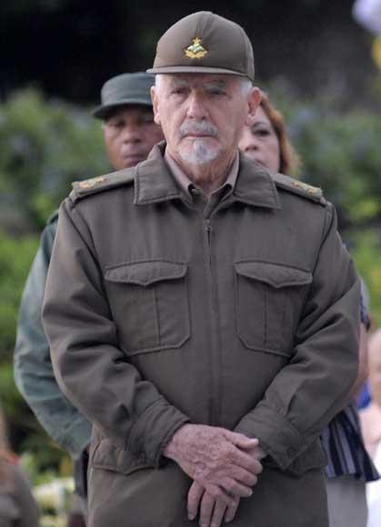 Encabeza Ramiro Valdés delegación cubana a los actos de homenaje al Che en Bolivia