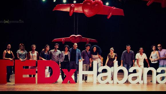 Edición de TEDx Habana 2014. Foto: