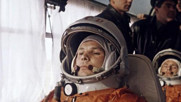 Un ruso, Yuri Gagarin, fue el primer hombre en el espacio. Pero EE.UU. fue el primero en poner un hombre en la Luna. Foto: SPL