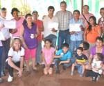 Alfabetizados por el Yo Si Puedo en la región del Iguazú. (Foto: Archivo)