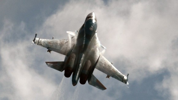 aviones rusos en siria 1
