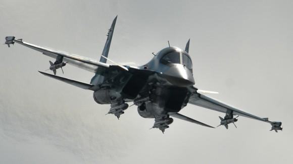 aviones rusos en siria 3