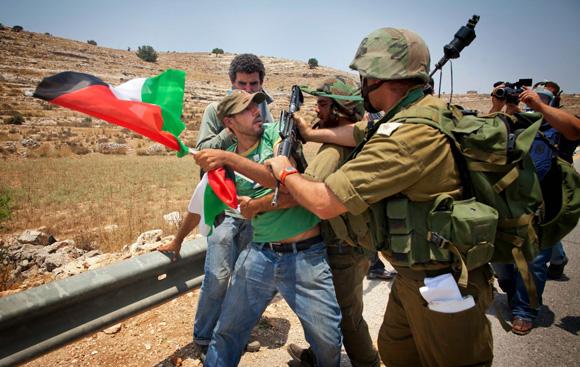 23 palestinos muertos en los últimos días.