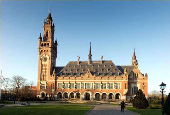 Corte Internacional de Justicia de La Haya. Foto: ONU.