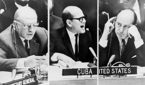 Cuba en 1962: Una solución de paz en el Caribe (+Audio)