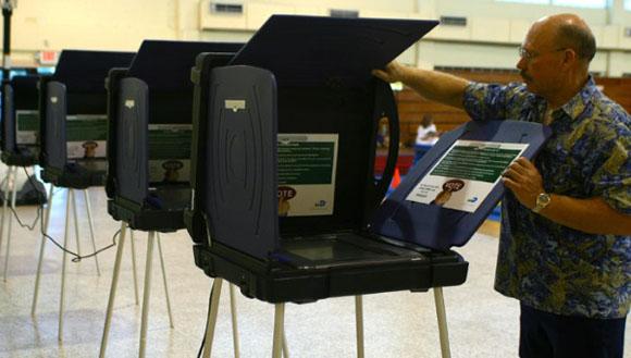 Según el Centro Brennan para la Justicia los estados de EE.UU. utilizan algunas máquinas que ya no se fabrican. Foto: EFE