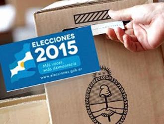 elecciones argentina 2015