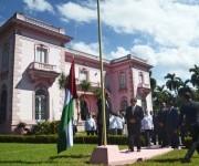 Apertura de la Embajada de Emiratos Arabes Unidos en Cuba. Foto: Anabel Díaz / Granma