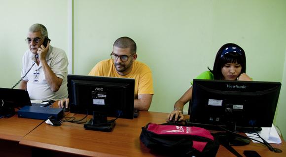 Desde las 10 de la mañana y hasta las 12 del día tendrá lugar el forodebate. Foto: Ismael Francisco/Cubadebate
