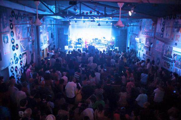 La Fábrica de Arte Cubano acogió el Havana Classic Rave. Foto: Tomada del sitio de Facebook del Festival Les Voix Humaines.