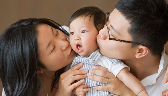 Otro hijo podrá aparecer en imágenes como estas. Foto tomada de almomento.mx